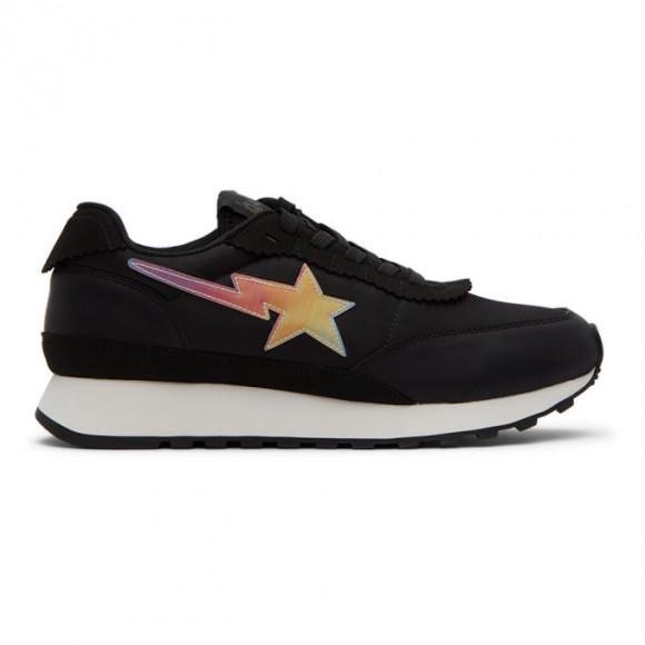 BAPE Black Roadsta Express Sneakers - 001FWG301003XBLK