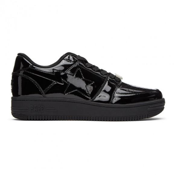 BAPE Black Sta Low M2 Sneakers - 001FWG301010XBLK