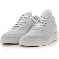 Filling Pieces Low Top Ghost Microlane, White - 0252221419010