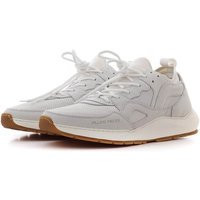 Filling Pieces Origin Low Arch Runner Fence, All White - 03325831855044