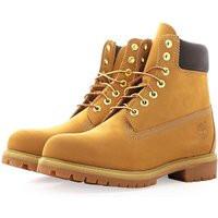 Timberland 6 Inch Premium Boot, Yellow - 10061,TB0100617131