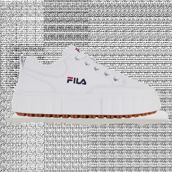 Fila  SANDBLAST L WMN  women's Shoes (Trainers) in White - 1011035-1FG