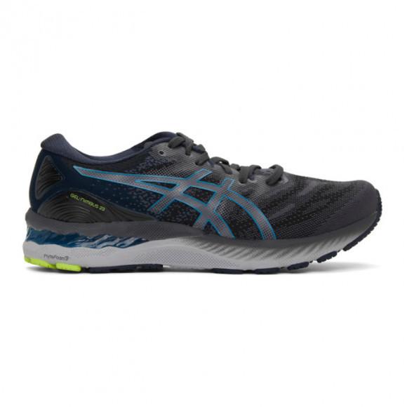 Asics Blue Gel-Nimbus 23 Sneakers - 1011B004
