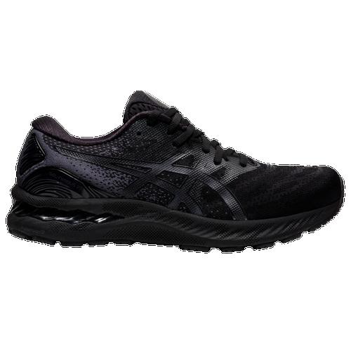 ASICS® Gel-Nimbus 23 - Men's Running Shoes - Black / Black