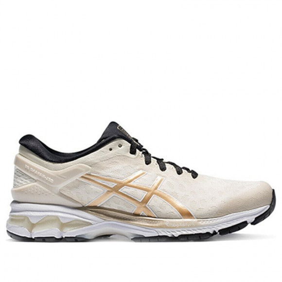 Asics Womens WMNS Gel Kayano 26 'The New Strong' Birch/Champagne ...