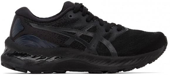 Asics Black Gel-Nimbus 23 Sneakers - 1012A885