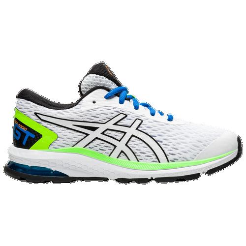 ASICS® GT-1000 9 - Boys' Grade School Running Shoes - White / Black