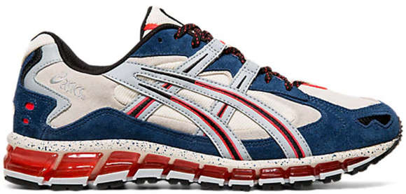 ASICS Gel-Kayano 5 360 Navy Red - 1021A157-100