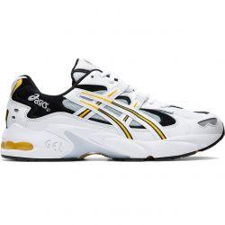 Asics Gel-Kayano 5 OG White/ Saffron - 1021A163-100