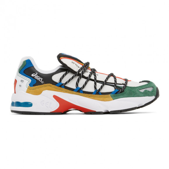 ASICS Tiger Mens ASICS Tiger Kayano 5 - Mens Running Shoes Black/Multi Size 09.5