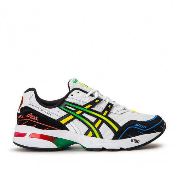 Asics GEL-1090 White/ Black - 1021A283-100