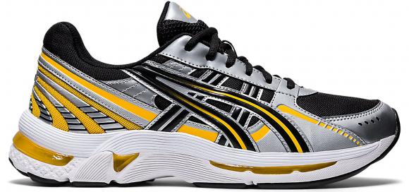 Asics Gel Kyrios 'Black Yellow' Black/Black Marathon Running Shoes/Sneakers 1021A335-001