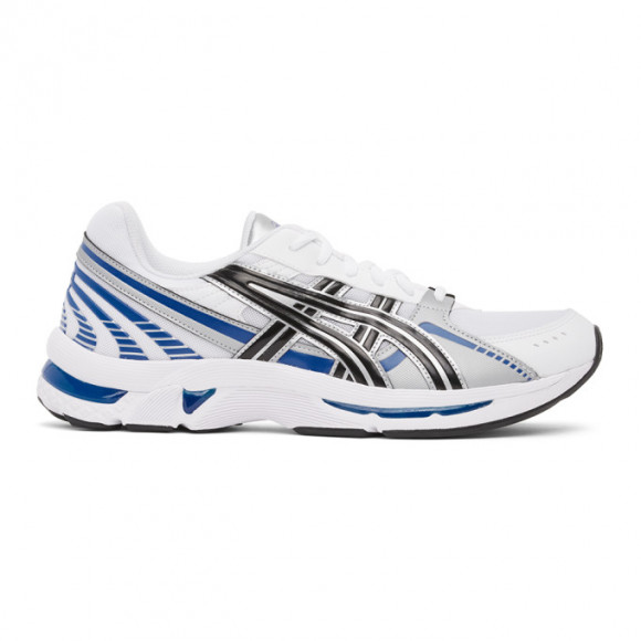 Asics Black and Silver Gel-Kyrios Sneakers - 1021A335