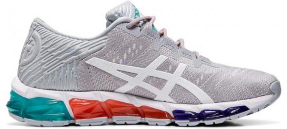 Womens Asics Gel Quantum 360 5 Jacquard 'Piedmont Grey Multi' WMNS Marathon Running Shoes/Sneakers 1022A132-020 - 1022A132-020