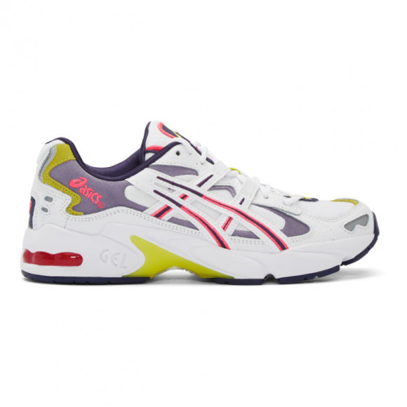 Asics White Gel-Kayano 5 OG Sneakers - 1022A142