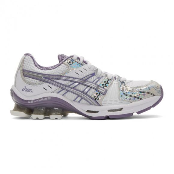 Asics White Gel-Kinsei 5 360 Sneakers - 1022A152