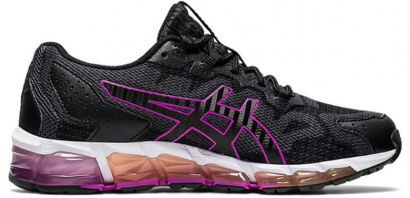 Womens Asics Gel Quantum 360 6 'Graphite Grey Orchid' Graphite Grey/Orchid WMNS Marathon Running Shoes/Sneakers 1022A263-021 - 1022A263-021