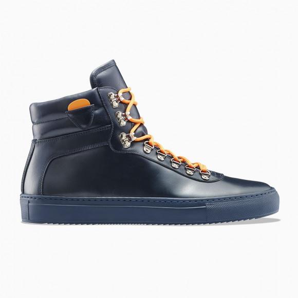 KOIO Men's KOIO x Bryan Greenberg Black Leather Collab 9 (US) / 42 (EU) - 1082124632100