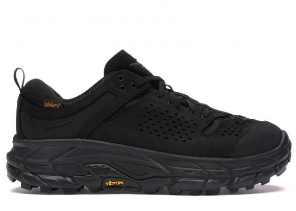 Hoka One One Tor Ultra Low Wp Jp Black - 1105689-BLK
