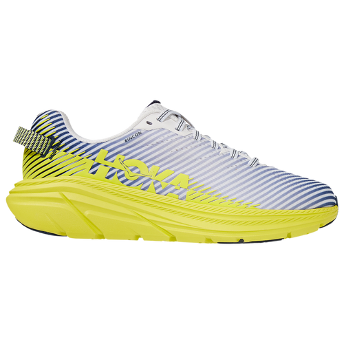 HOKA ONE ONE Rincon 2 - Women's Running Shoes - Blanc De Blanc / Citrus - 1110515-BDBCT