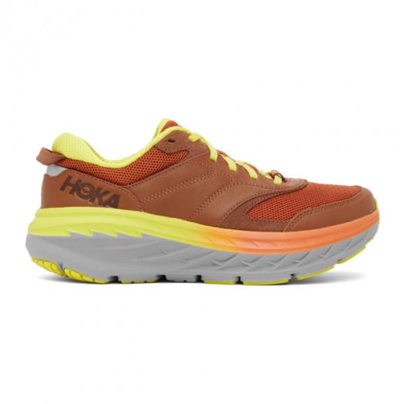Hoka One One Multicolor Bondi Lifestyle Sneakers - 1110538-ACHL