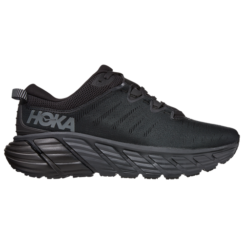 HOKA ONE ONE Gaviota 3 - Men's Running Shoes - Black / Black - 1113520-BBLC