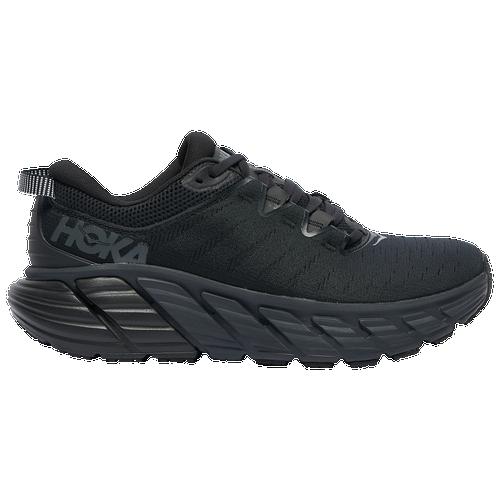 HOKA ONE ONE Gaviota 3 - Men's Running Shoes - Black / Black - 1113522-BBLC