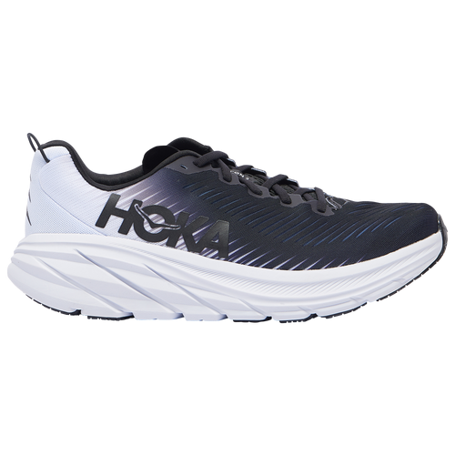 HOKA ONE ONE Rincon 3 - Women's Running Shoes - Black / White - 1119396-BWHT