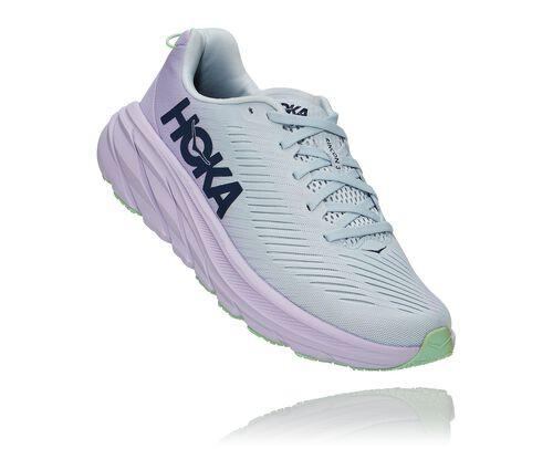 HOKA Rincon 3 Chaussures de Route pour Femmes en Plein Air/Orchid Hush - 1121371-PAOH