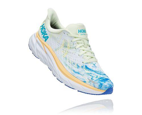 HOKA Clifton 8 Chaussures de Route pour Femmes en Together - 1121375-TGT
