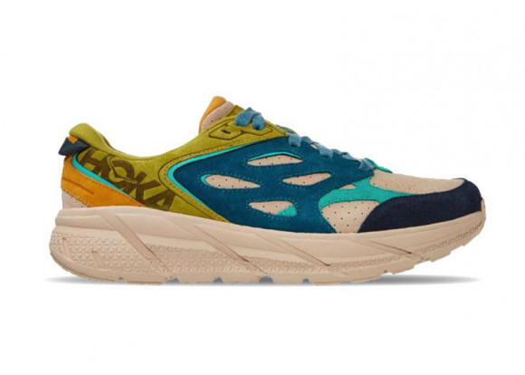 Hoka One One Clifton L Suede Shifting Sand - 1124630