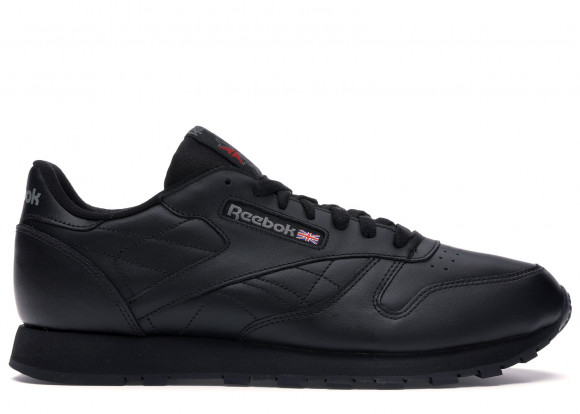 Reebok Classic Leather Black - 116