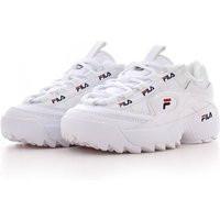 Fila D Formation Womens, White/Fila Navy/Fila Red - 1160130