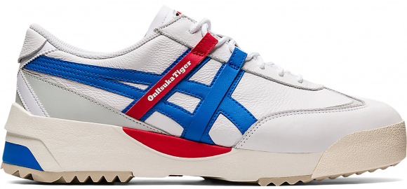 Onitsuka Tiger Delegation Ex White Electric Blue - 1183A559-101