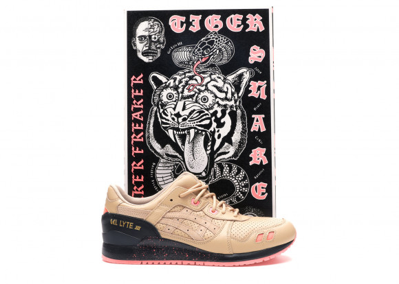 ASICS Gel-Lyte III Sneaker Freaker Tiger Snake - 1191A009-201