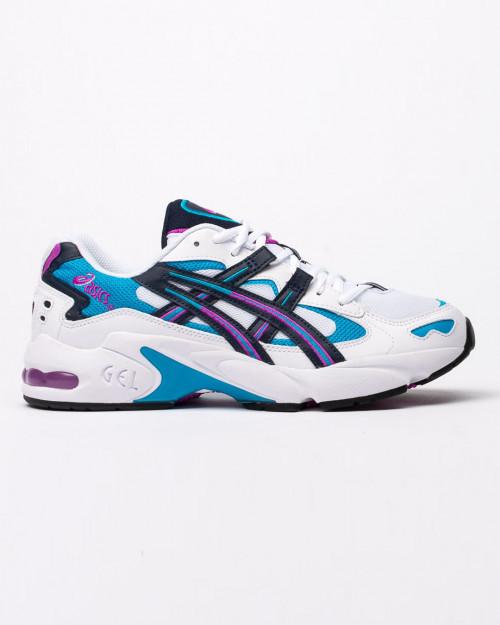 Asics Gel Kayano 5 OG 'White Teal' White/Teal/Purple 1191A176-100 - 1191A176-100