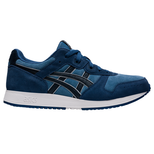 ASICS Tiger Lyte Classic - Men's Running Shoes - Grey Floss / French Blue - 1201A103.402