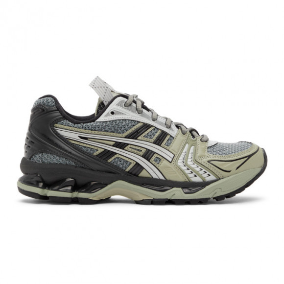 Asics Khaki and Grey UB1-S Gel-Kayano 14 Sneakers - 1201A189.020