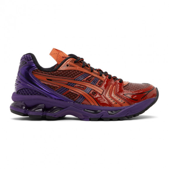Asics Red and Purple UB1-S Gel-Kayano 14 Sneakers - 1201A189.600