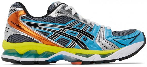 Asics Multicolor Angelo Baque Edition Gel-Kayano 14 Sneakers - 1201A365.001