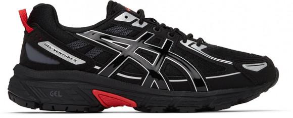 Asics Black Gel-Venture 6 Sneakers - 1201A366