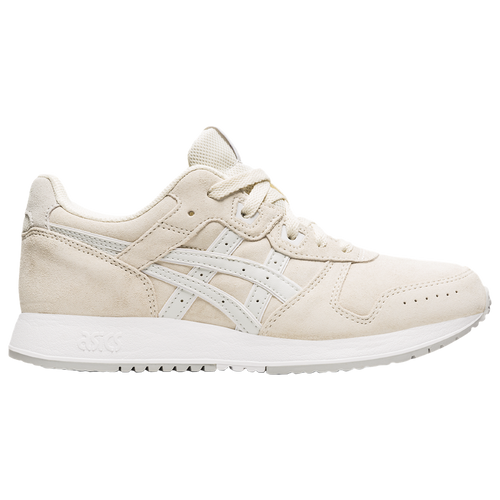 ASICS Tiger Lyte Classic - Women's Running Shoes - Cream / Glacier Grey - 1202A073.100