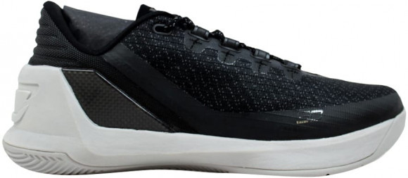 Under Armour Curry 3 Low Black/Aluminum-Black - 1286376-002