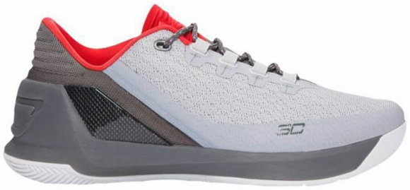 """Under Armour Curry 3 Low """"March Madness""""(davidson) - Men Shoes - 1286376-289"""
