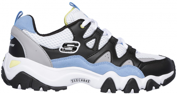 Sketchers D'Lites 2 One Piece Blue (W) - 12977-WBKB