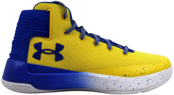 Under Armour SC Curry 3 Zero Taxi Yellow - 1298308-700