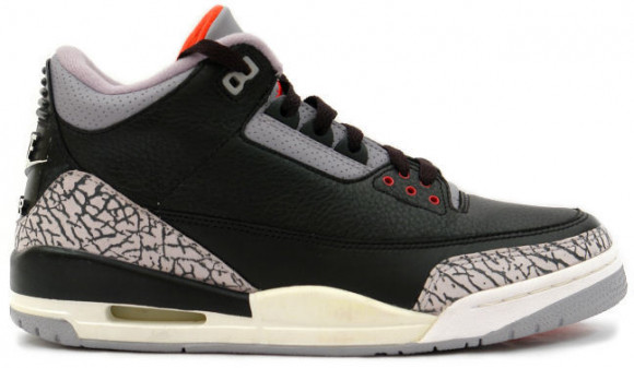 Jordan 3 Retro Black Cement (1994) - 130203-001