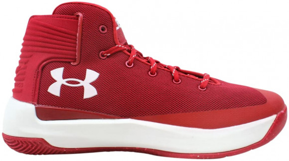 Under Armour SC 3ZER0 TB Steph Curry Red - 1303013-601