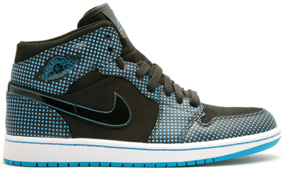 Jordan 1 Retro Polka Dot Laser Blue - 136065-042