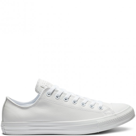 converse chuck taylor all star low leather sneaker
